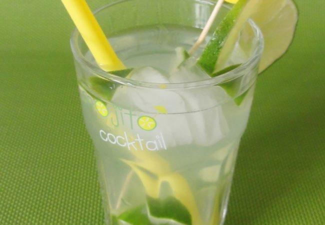 Caïpirinha cocktail brésilien