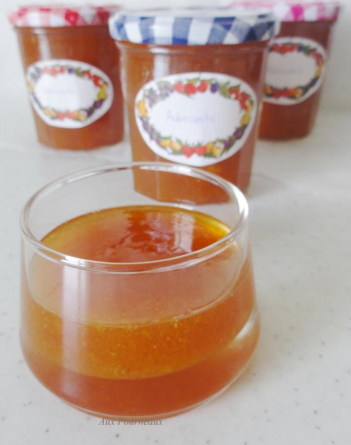 Confiture d 39 abricot sans morceaux aux fourneaux - Cuisiner fenouil braise ...