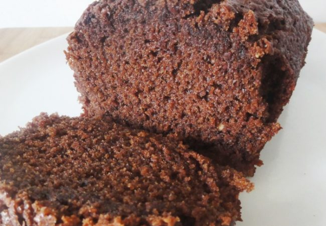 Cake de Sophie au carambar