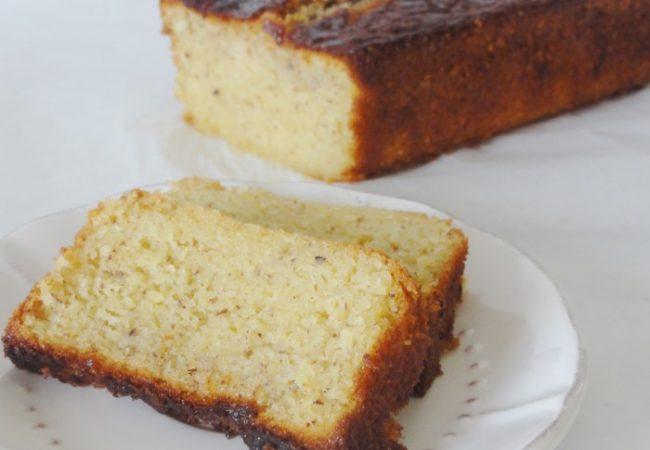 Le fabuleux cake marocain de Sophie