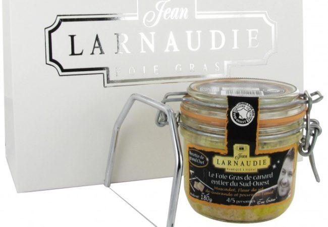 1 foie gras Eric Guerin à gagner