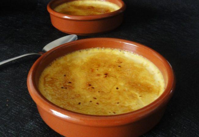 La crème brûlée de Pierre Hermé