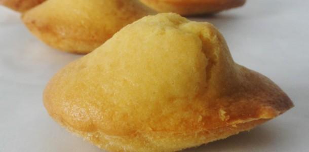 Fantastique Recette Terrine De Poisson Cyril Lignac la madeleine au citron de cyril lignac   aux fourneaux