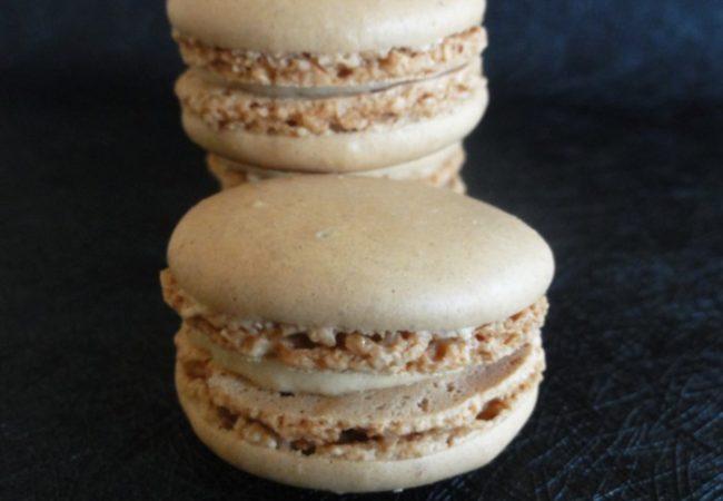 Macarons café de Christophe Felder
