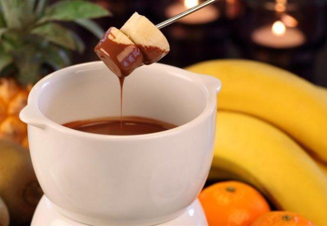Comment rattraper une fondue au chocolat ?