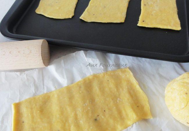 Pâte à lasagnes maison sans machine
