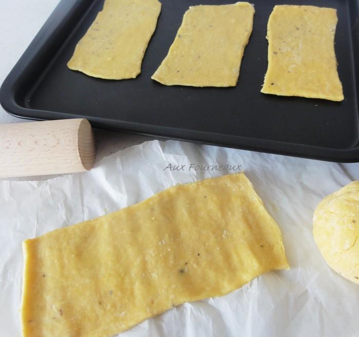 Pate a lasagnes maison sans machine