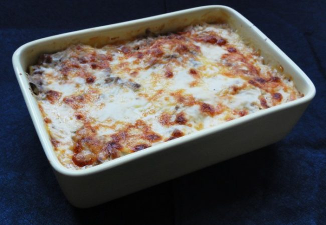 Véritable Lasagne à la bolognaise