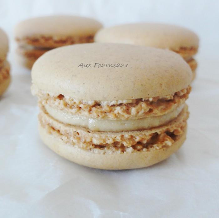 macaron a la vanille pierre herme
