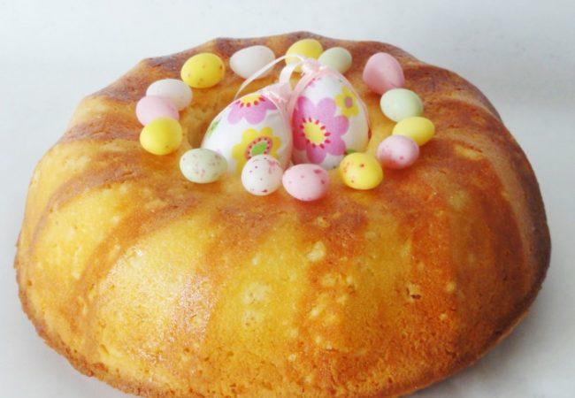 Babka gâteau de Pâques Polonais