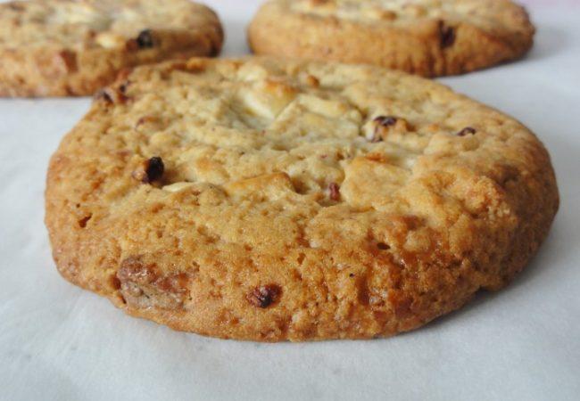 Cookies moelleux façon Ben's cookies