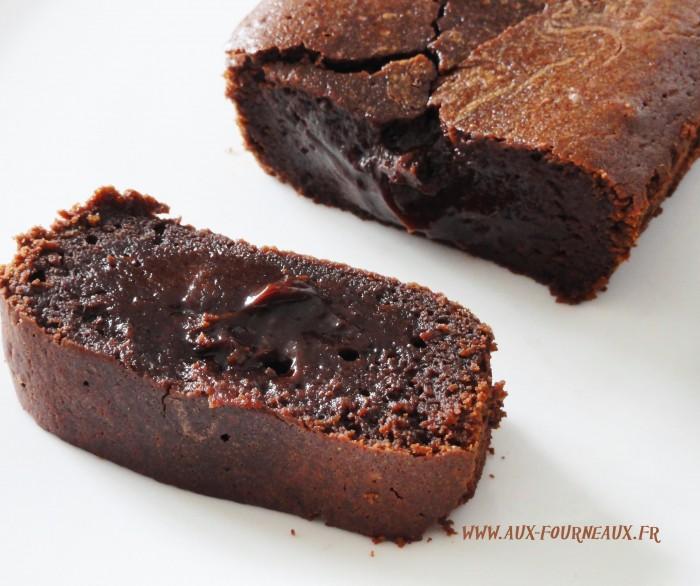 L Inratable Fondant Au Chocolat Aux Fourneaux