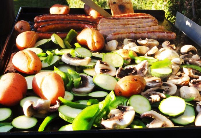 Idée Repas Plancha Légumes grillés à la plancha | Aux Fourneaux