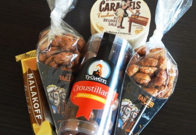 Concours lot 100% gourmand à gagner