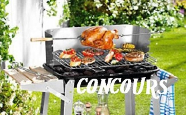 1 Barbecue LidL à gagner