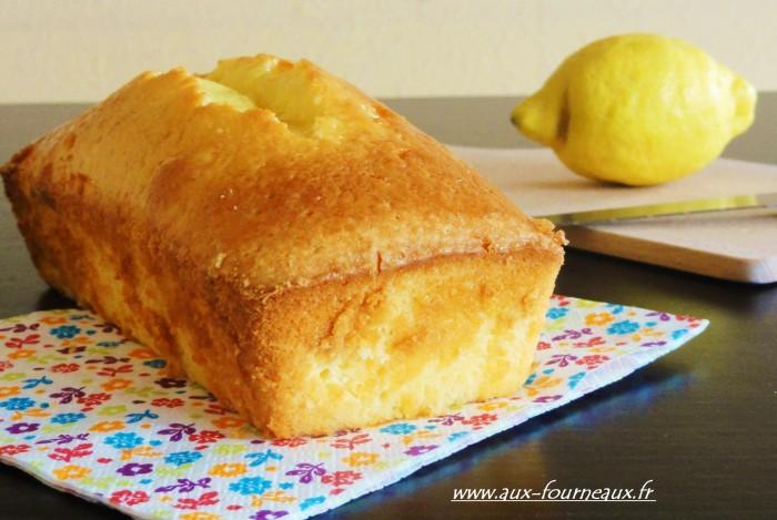 Meilleur cake au citron facile et moelleux