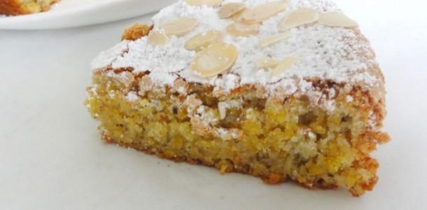 La cuisine mexicaine est à l\u0027honneur sur mon blog avec ce délicieux gâteau  pour le dimanche à base d\u0027amandes, originaire de la péninsule du Yucatan   la