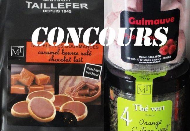 Concours Taillefer  Goûter gourmand