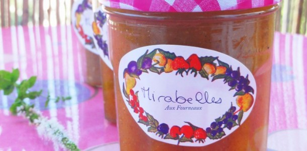 Marmelade De Mirabelles Aux Fourneaux