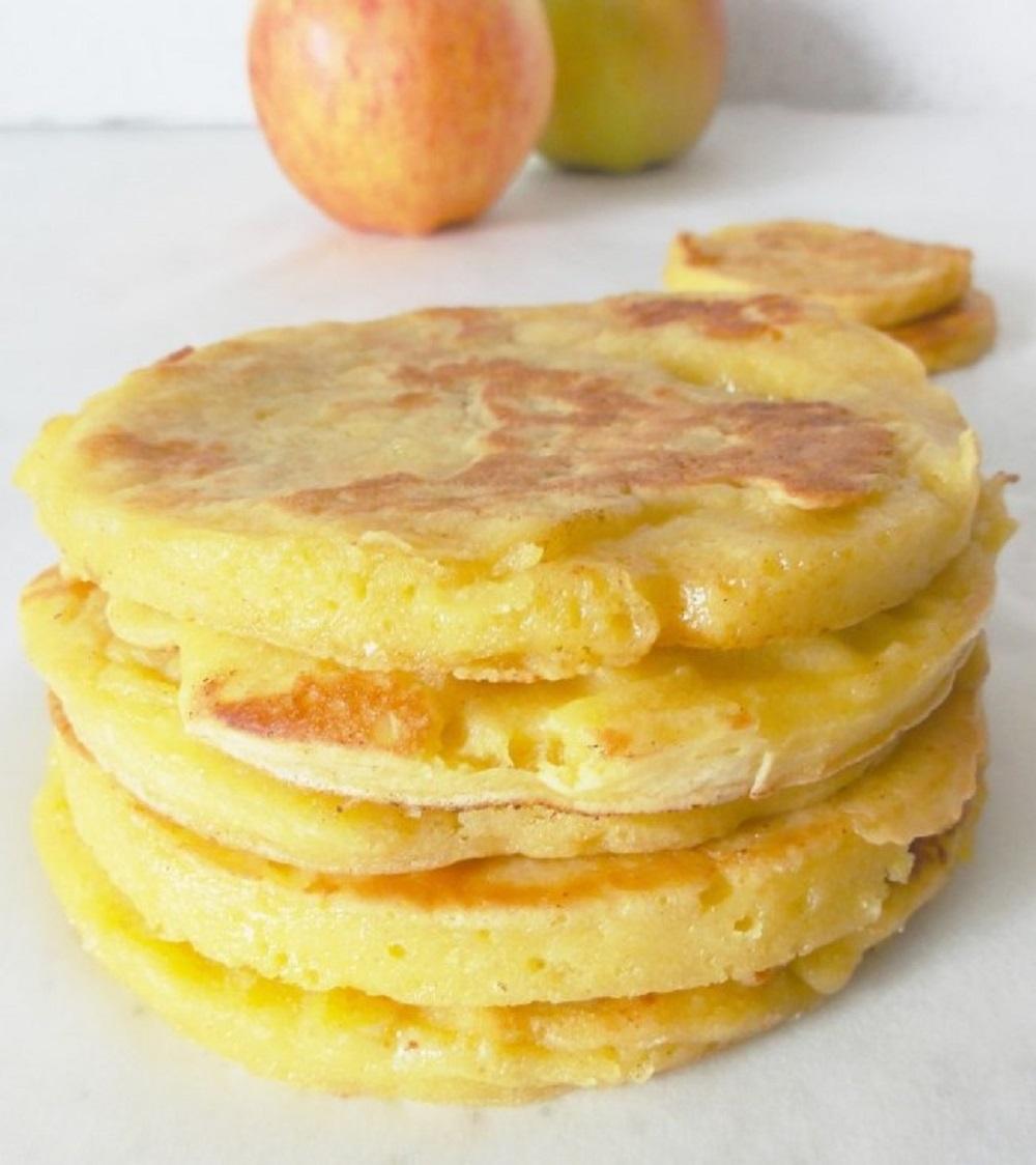 que faire avec des pommes recette