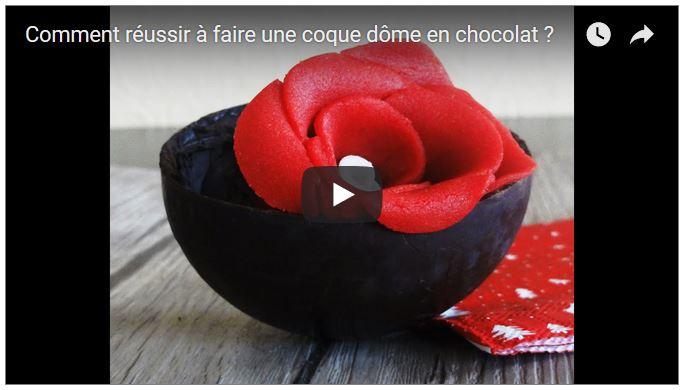 coque au chocolat
