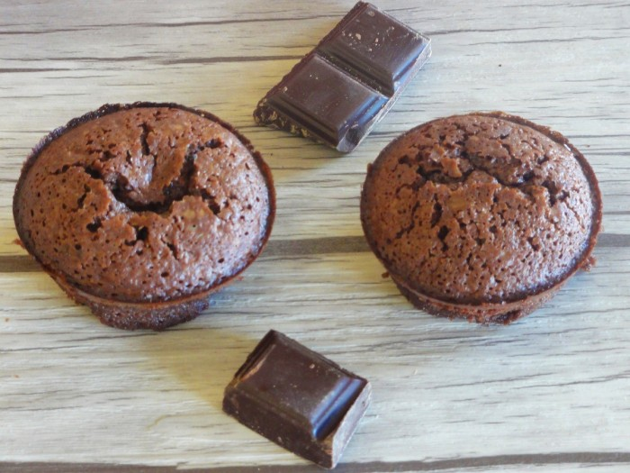 bouchon fondant au chocolat