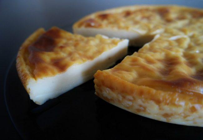 Flan pâtissier facile sans pâte