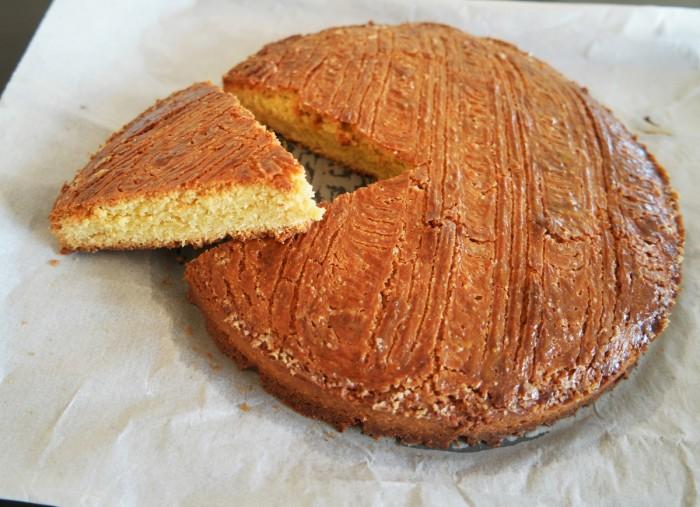 veritable gateau breton au beurre
