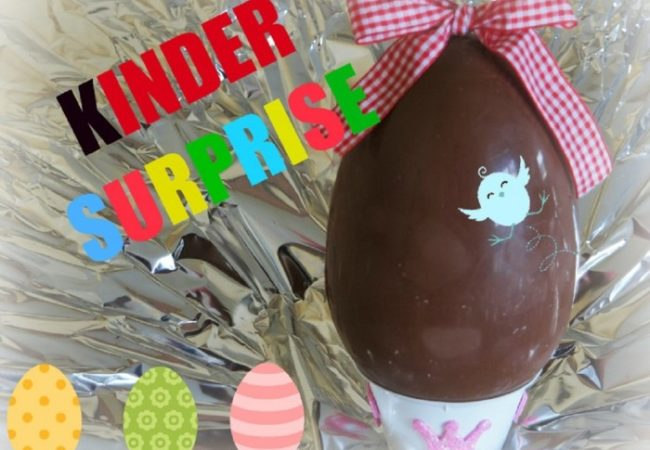 Kinder surprise – Oeuf au chocolat