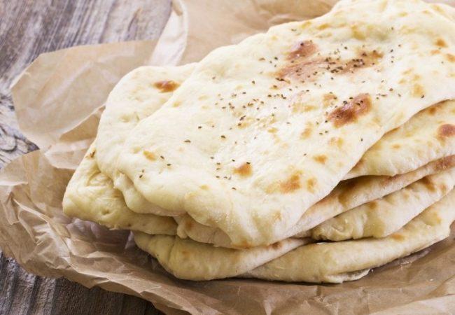 Recette des naans au fromage
