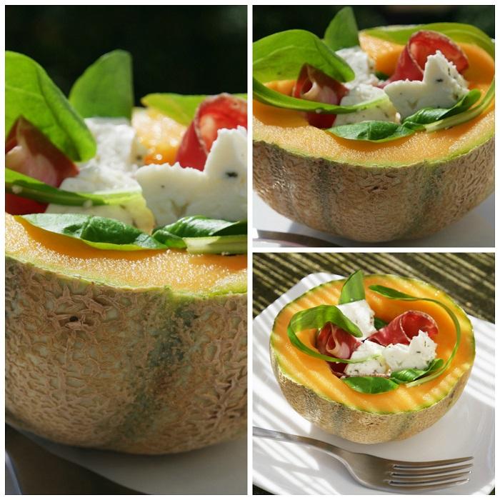 melon farci