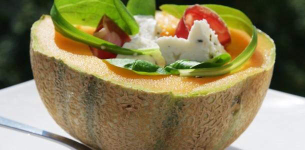 Melon Farci Aux Fourneaux