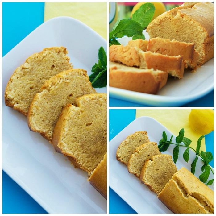 cake sans gluten citron