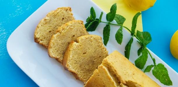 cale sans gluten au citron