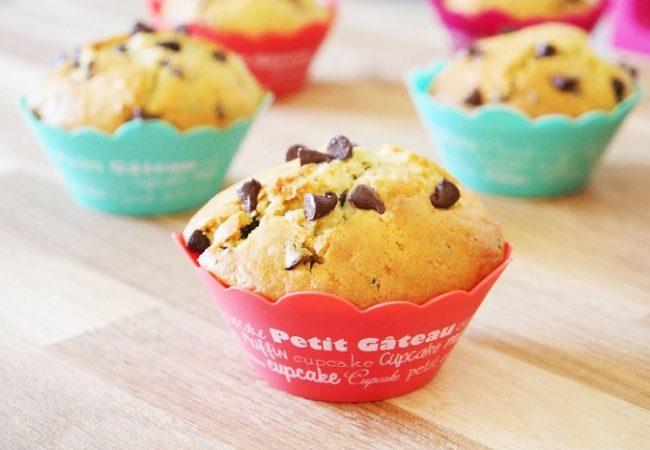 Vrais muffins américains