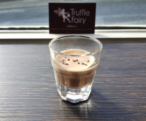 Mexican Chocolate Shot - Chocolaterie - Truffle Fairy