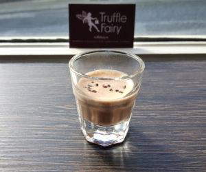 Mexican Chocolate Shot - Chocolaterie - Truffle Fairy