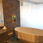 Salle de bain - Cliff House Hotel - Relais & Chateaux