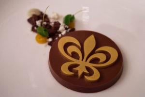 Dessert - Restaurant Cliff House Hotel - Relais & Chateaux