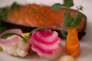 Menu dégustation - Restaurant Cliff House Hotel - Relais & Chateaux