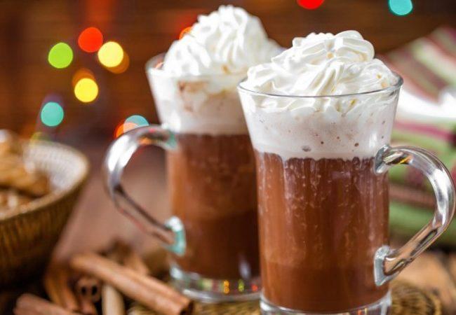 Le vrai chocolat chaud viennois