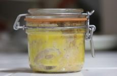 foie gras en conserve maison