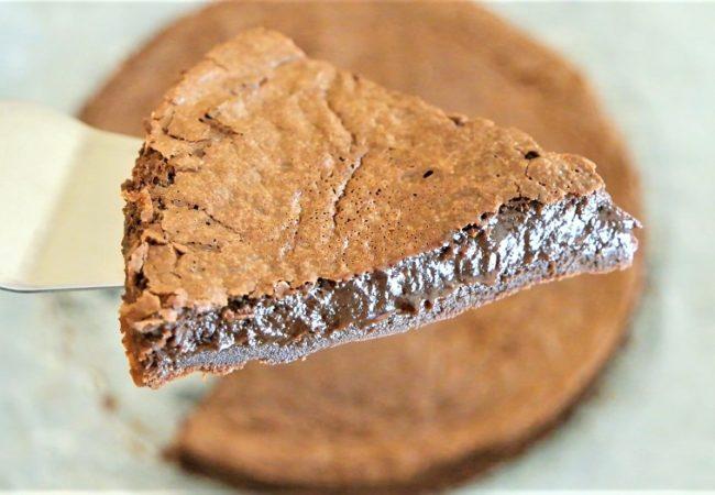 Fondant au chocolat au lait concentré sucré