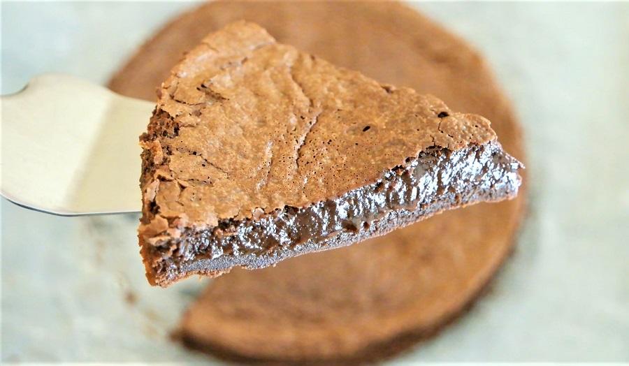 Fondant Au Chocolat Au Lait Concentre Sucre Aux Fourneaux