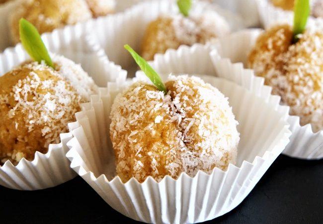 Gâteau marocain à la noix de coco