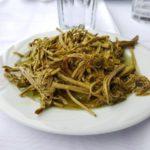 Chorta - spécialité culinaire grecque