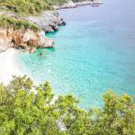 Plage de Mylopotamos : Mont Pélion Grèce-2