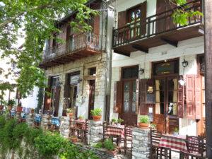 Village de Makrinitsa - Mont Pélion - Visiter la Grèce