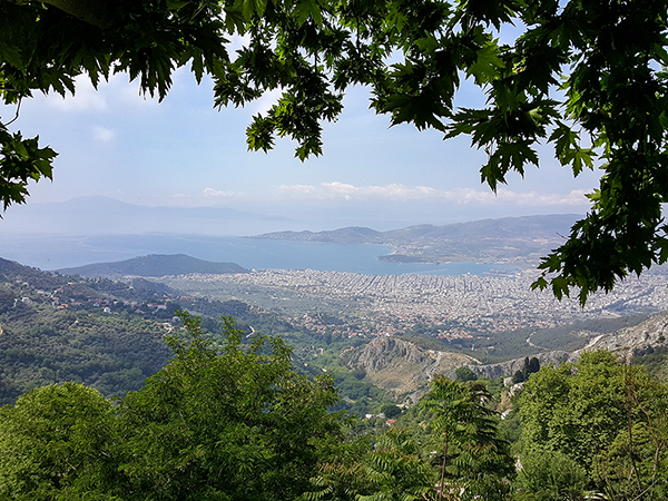 Le Balcon du Pélion - Makrinitsa - Mont Pélion - Grèce