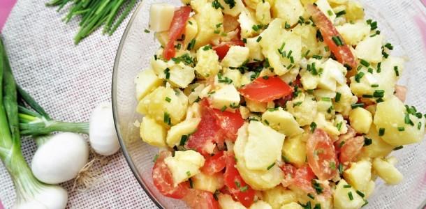 salade pomme de terre vinaigrette